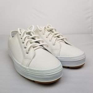 White Keds Thick sneaker